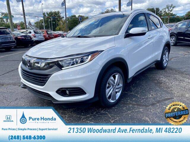 2020 Honda HR-V for sale in Ferndale, MI