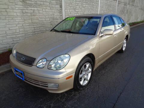 2003 Lexus GS 300 for sale at Matthews Motors LLC in Algona WA