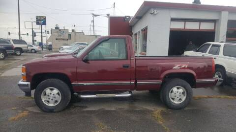 1994 Chevrolet C/K 1500 Series for sale at Direct Auto Sales+ in Spokane Valley WA