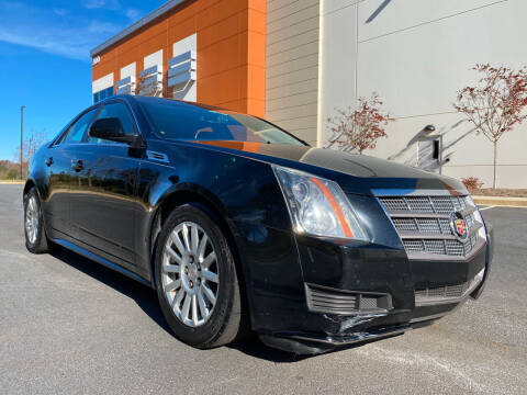 2010 Cadillac CTS for sale at ELAN AUTOMOTIVE GROUP in Buford GA