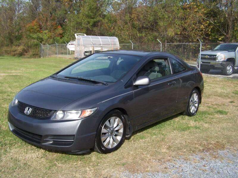 2011 Honda Civic for sale at SPORTSMANS AUTO SALES in Elizabethton TN