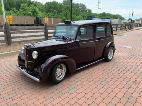 1958 Austin Taxi FX3 for sale at Classic Car Deals in Cadillac MI