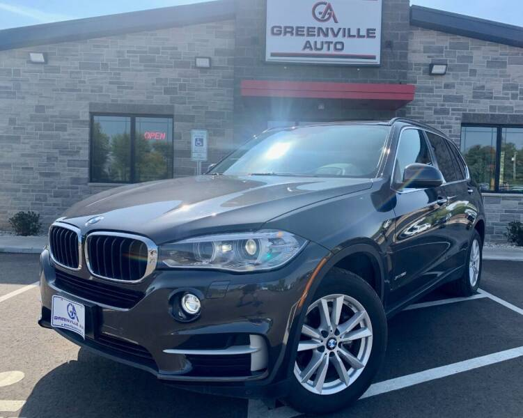 2014 BMW X5 for sale at GREENVILLE AUTO & RV in Greenville WI