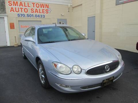 2005 Buick LaCrosse for sale at Small Town Auto Sales in Hazleton PA