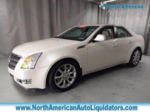2008 Cadillac CTS for sale at North American Auto Liquidators in Essington PA