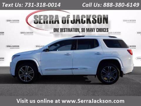 2019 GMC Acadia for sale at Serra Of Jackson in Jackson TN