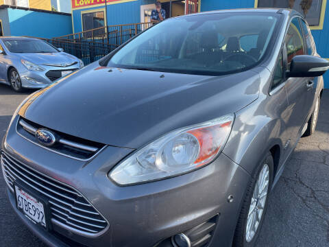 2013 Ford C-MAX Hybrid for sale at CARZ in San Diego CA