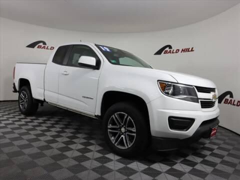 2019 Chevrolet Colorado for sale at Bald Hill Kia in Warwick RI