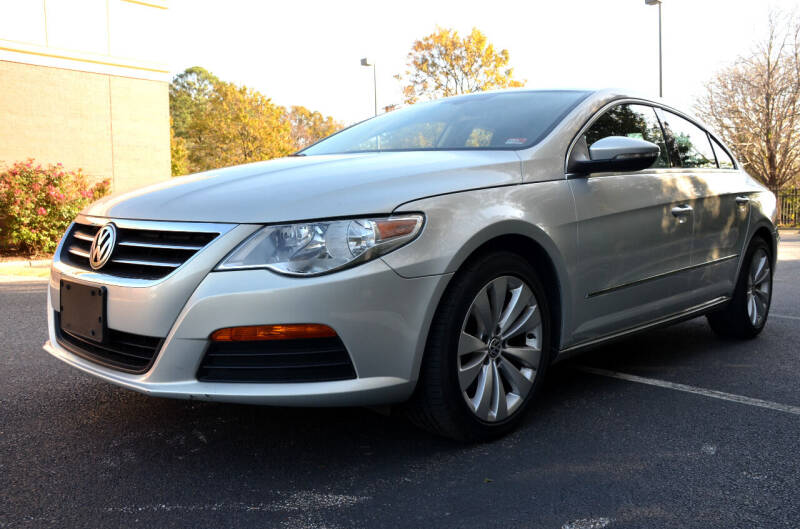 2011 Volkswagen CC for sale at Wheel Deal Auto Sales LLC in Norfolk VA
