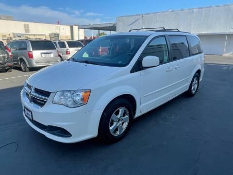 2012 Dodge Grand Caravan for sale at PRICE TIME AUTO SALES in Sacramento CA