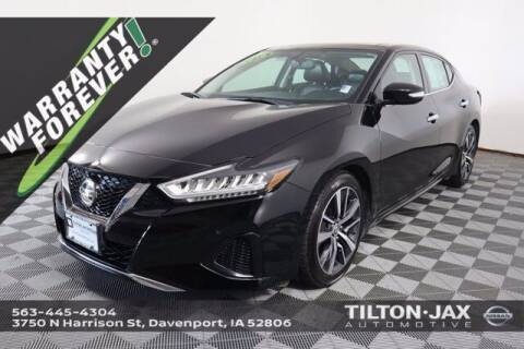 2019 Nissan Maxima for sale at Virtue Motors in Darlington WI