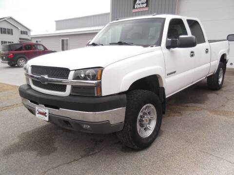 2004 Chevrolet Silverado 2500HD for sale at Clucker's Auto in Westby WI