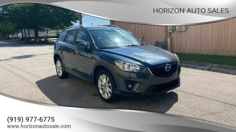 2013 Mazda CX-5 for sale at Horizon Auto Sales in Raleigh NC