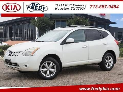 2010 Nissan Rogue for sale at FREDY KIA USED CARS in Houston TX