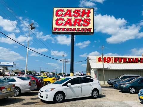2011 Toyota Prius for sale at www.CashKarz.com in Dallas TX