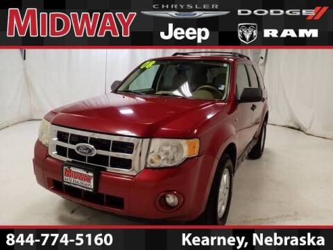 2008 Ford Escape for sale at MIDWAY CHRYSLER DODGE JEEP RAM in Kearney NE