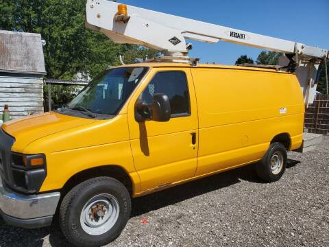 2013 Ford bucket van E-350 for sale at Ernie's Auto LLC in Columbus OH