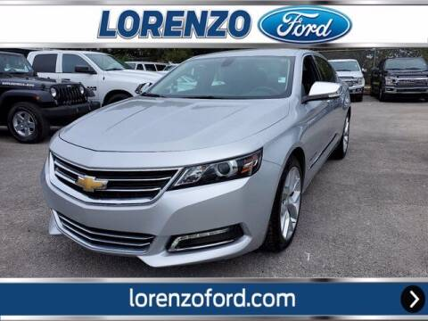 2019 Chevrolet Impala for sale at Lorenzo Ford in Homestead FL