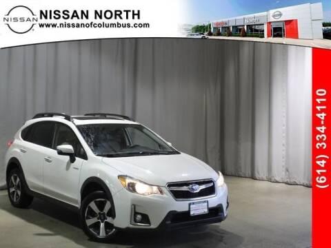 2016 Subaru Crosstrek for sale at Auto Center of Columbus in Columbus OH