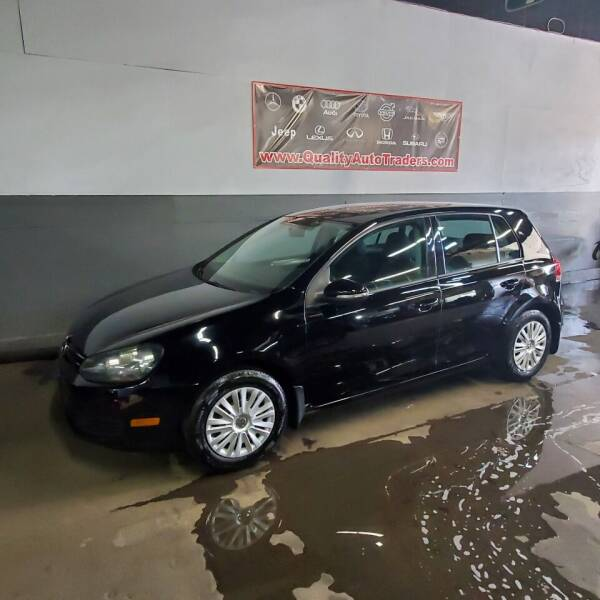 2010 Volkswagen Golf for sale at Quality Auto Traders LLC in Mount Vernon NY