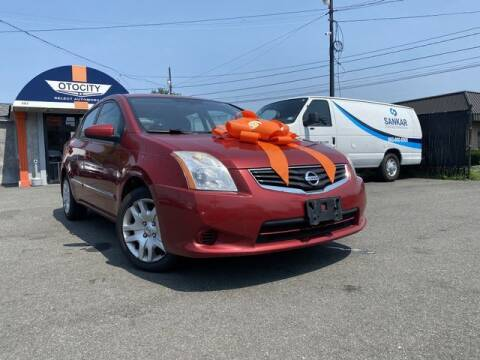 2012 Nissan Sentra for sale at OTOCITY in Totowa NJ