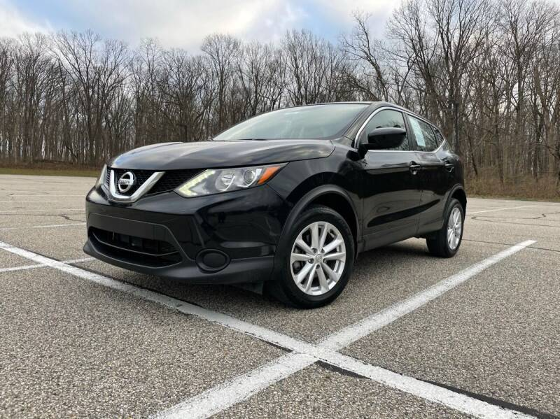 2017 Nissan Rogue Sport for sale at Lifetime Automotive LLC in Middletown OH