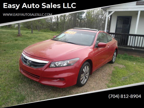 2012 Honda Accord for sale at Easy Auto Sales LLC in Charlotte NC