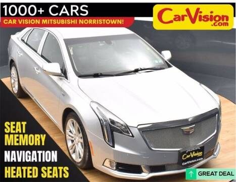 2018 Cadillac XTS for sale at Car Vision Buying Center in Norristown PA