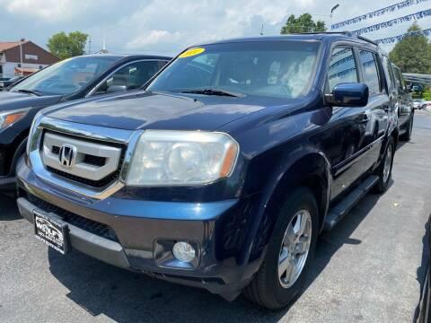 2011 Honda Pilot for sale at WOLF'S ELITE AUTOS in Wilmington DE