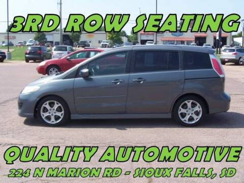 2010 Mazda MAZDA5 for sale at Quality Automotive in Sioux Falls SD