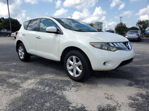 2010 Nissan Murano for sale at Ron's Used Cars in Sumter SC