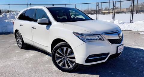 2014 Acura MDX for sale at Maxima Auto Sales in Malden MA