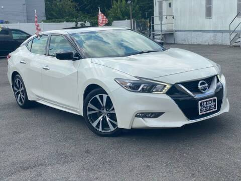 2017 Nissan Maxima for sale at PRNDL Auto Group in Irvington NJ