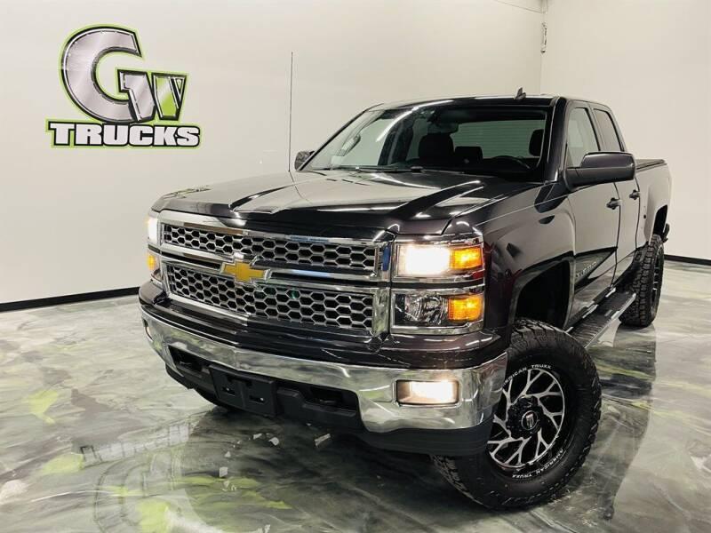 2014 Chevrolet Silverado 1500 for sale in Jacksonville, FL