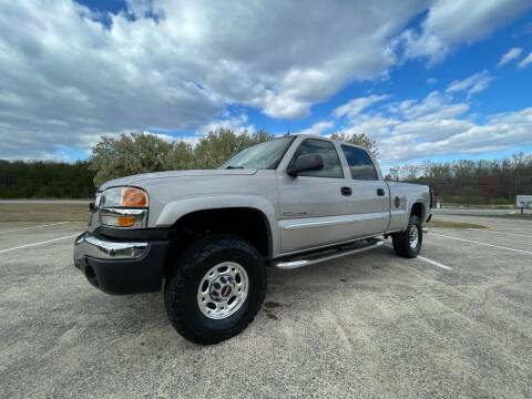 2005 GMC Sierra 2500HD for sale at Priority One Auto Sales in Stokesdale NC