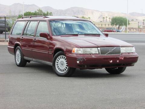 1996 Volvo 960 for sale at Best Auto Buy in Las Vegas NV