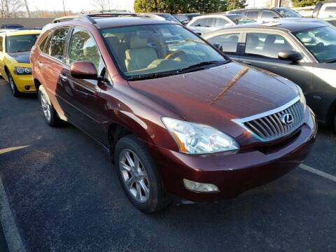 2009 Lexus RX 350 for sale at Auto Solutions in Maryville TN