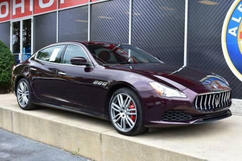 2017 Maserati Quattroporte for sale at Alfa Romeo & Fiat of Strongsville in Strongsville OH