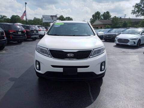 2014 Kia Sorento for sale at Newcombs Auto Sales in Auburn Hills MI