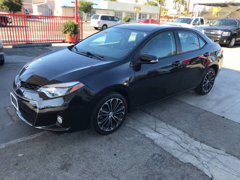 2014 Toyota Corolla for sale at Auto Emporium in Wilmington CA