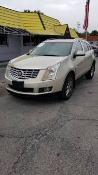 2013 Cadillac SRX for sale at Castle Used Cars in Jacksonville FL