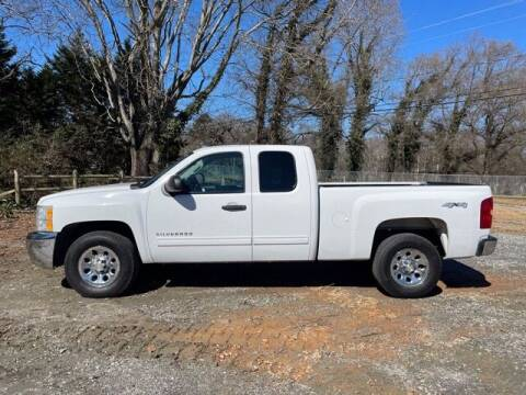 2013 Chevrolet Silverado 1500 for sale at Mater's Motors in Stanley NC