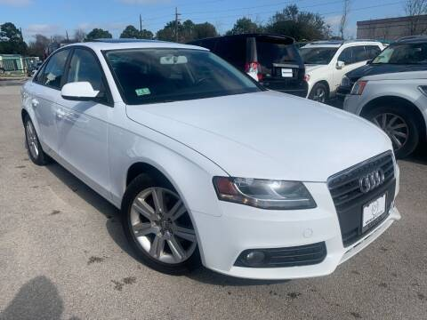 2011 Audi A4 for sale at KAYALAR MOTORS in Houston TX