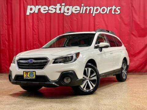 2018 Subaru Outback for sale at Prestige Imports in Saint Charles IL