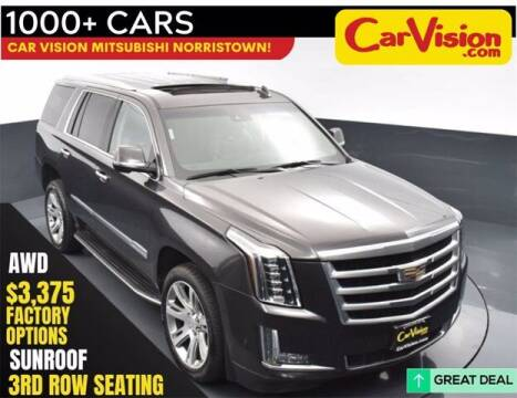2017 Cadillac Escalade for sale at Car Vision Buying Center in Norristown PA