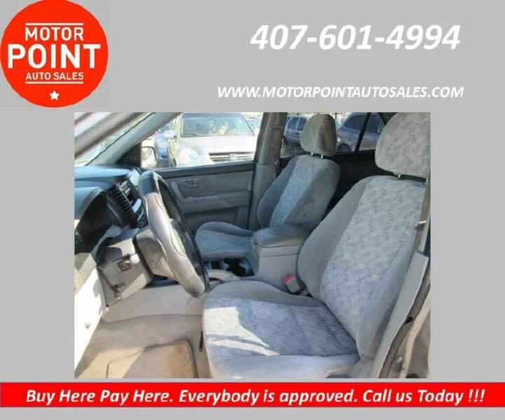 2006 Kia Sorento EX 4dr SUV 4WD - Orlando FL