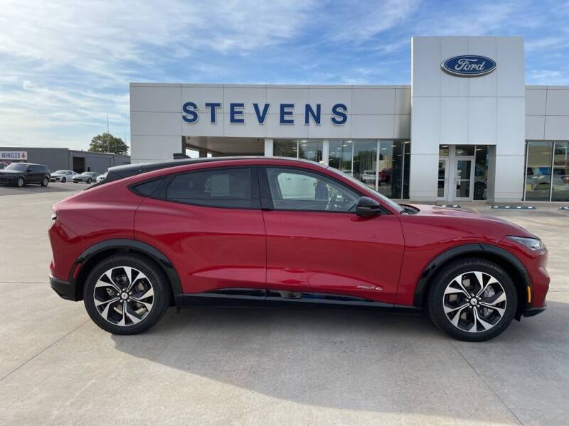 2021 Ford Mustang Mach-E for sale in Enid, OK