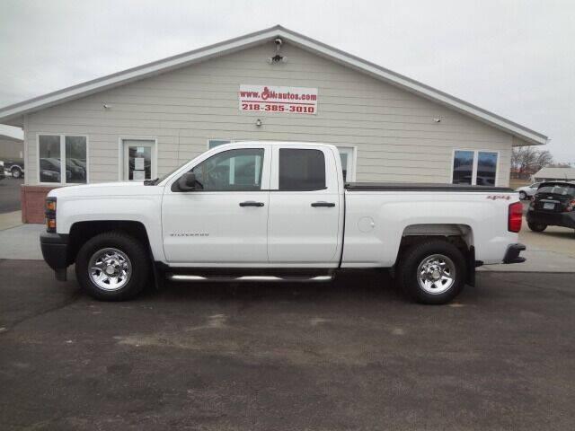 2015 Chevrolet Silverado 1500 for sale at GIBB'S 10 SALES LLC in New York Mills MN