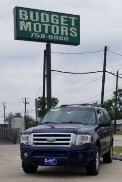 2010 Ford Expedition for sale at Budget Motors in Aransas Pass TX