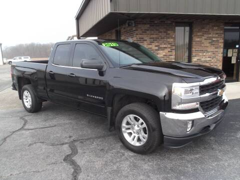 2019 Chevrolet Silverado 1500 for sale at Dietsch Sales & Svc Inc in Edgerton OH